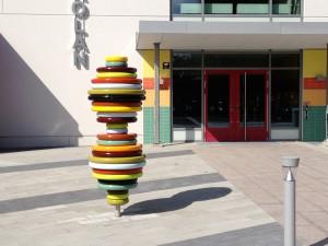 dubbel reflection, sculpture