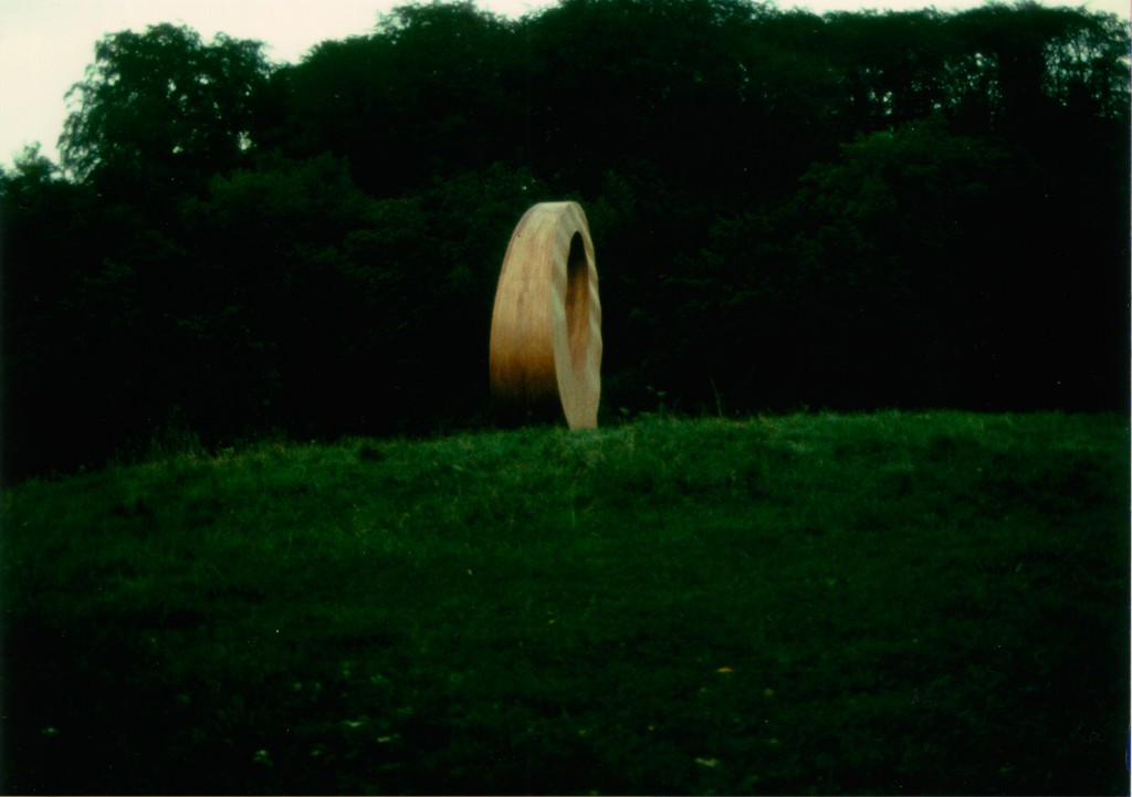 oval, sculpture
