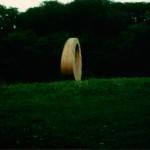 oval, sculpture