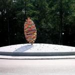 X-t, sculpture